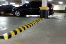 Lombada para garagem