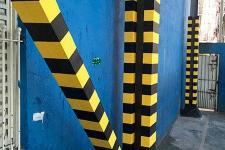 Revestimento para quadra poliesportiva