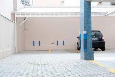 Protetor de parachoque para garagem