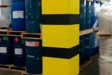 Revestimento de colunas industriais